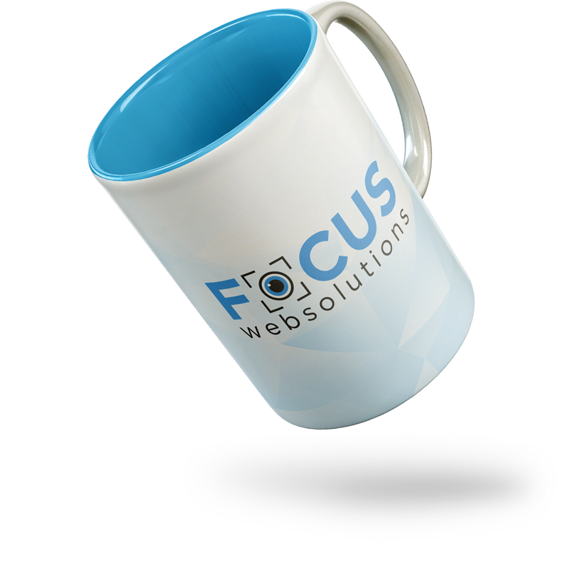 Focus Websolutions logo kopje